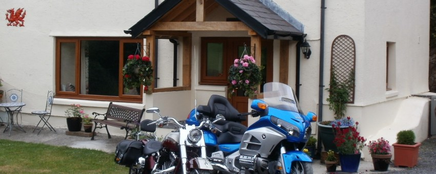Bike Touring Wales? Basel Cottage Welcomes Bikers!
