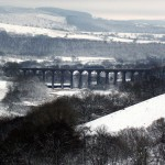 Cynghordy Viaduct Close to Basel Holiday Cottage in Llandovery