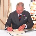 HRH Prince Charles Visits Llandovery