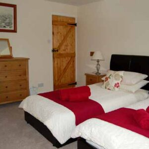 Five Star Self-catering Accommodation at Basel Holiday Cottage in Llandovery, Wales