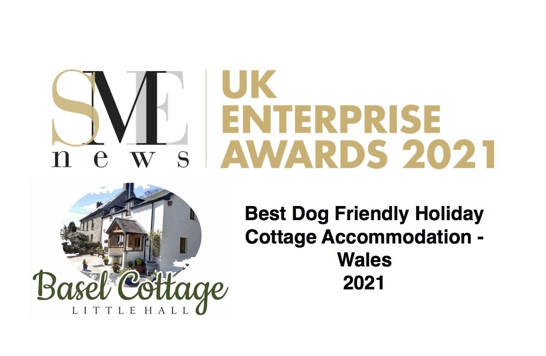 Winner of Best Dog Friendl...