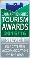 Silver Award Winner at the CTA Awards 2015/2016