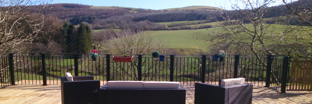 Basel Holiday Cottage in Llandovery, Carmarthenshire, dog friendly