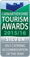 Silver Award Winner at the CTA Awards 2015/2016